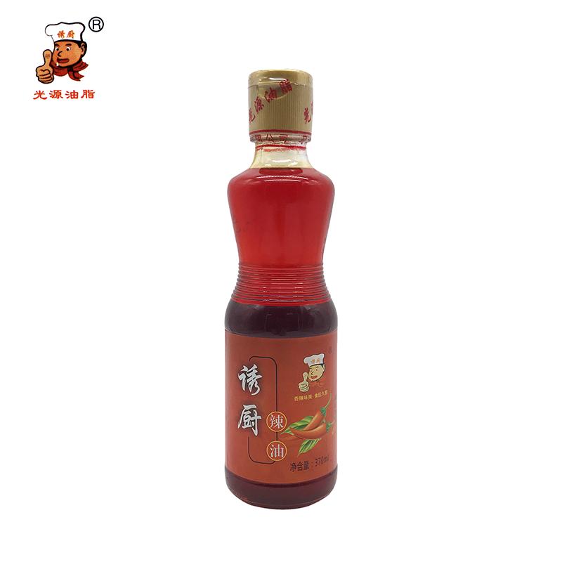 誘廚辣油-370ml